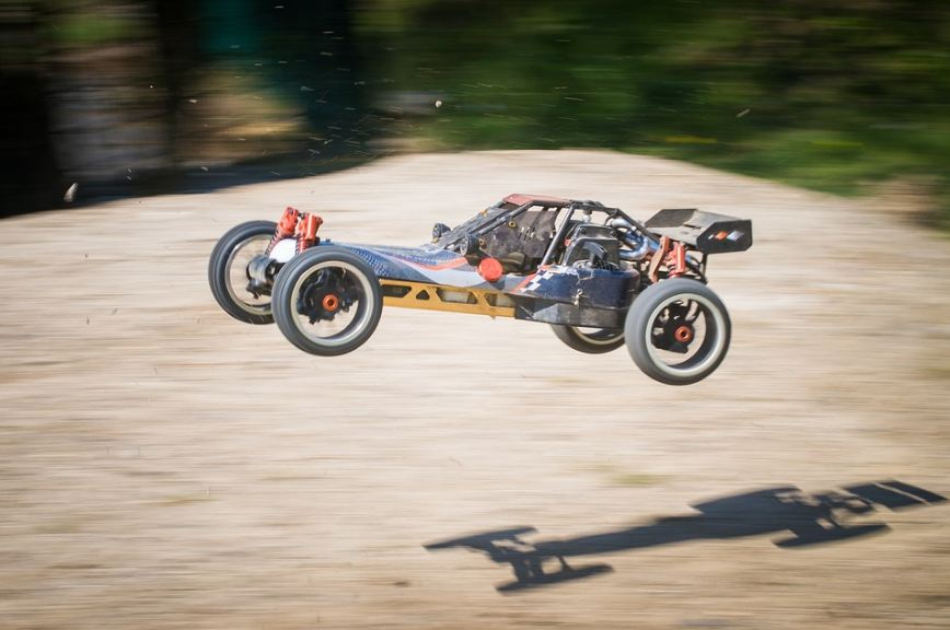 What is a RC Buggy