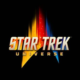 Official logo for the Star Trek Universe on CBS All Access